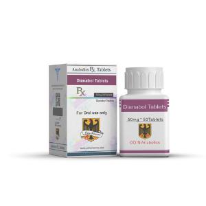 Dianabol Odin Pharma 50
