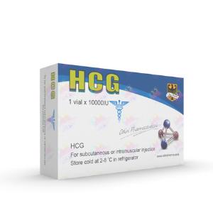 HCG Odin Pharma 1 vial x 10000IU
