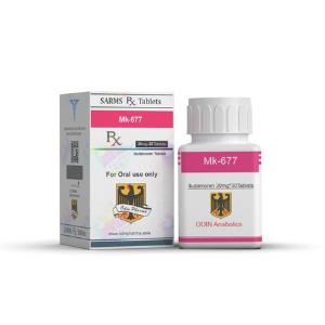 Ibutamoren MK-677 Odin Pharma