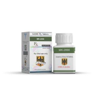 Ostarine MK-2866 Odin Pharma