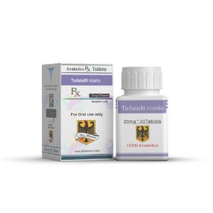 Tadalafil Cialis Odin Pharma
