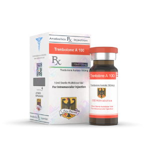 Trenbolone Acetate Odin Pharma
