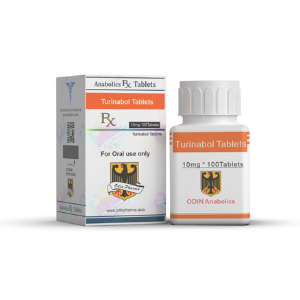 Turinabol Odin Pharma
