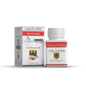 Winstrol Tablets Odin Pharma